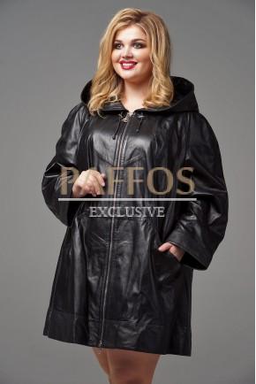 Черная куртка больших размеров