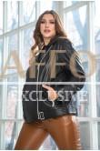 Женская куртка-косуха