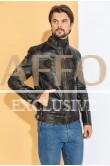 Эксклюзивная кожаная куртка 2021