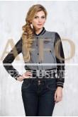 Куртка бомбер женская